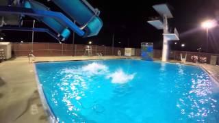 Pool Hopping (GoPro Hero 4)