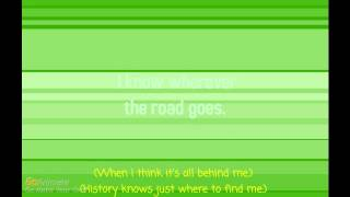 Wherever the Road Goes Lyrics