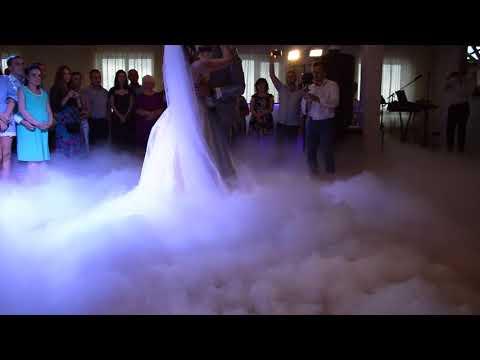 Оформлення весільного танцю спецефектами, відео 24