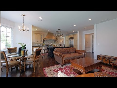 A single-level custom home on a large Norridge lot