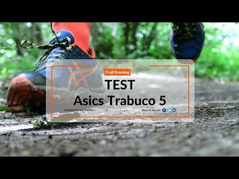 Test Asics Fuji Trabuco 5
