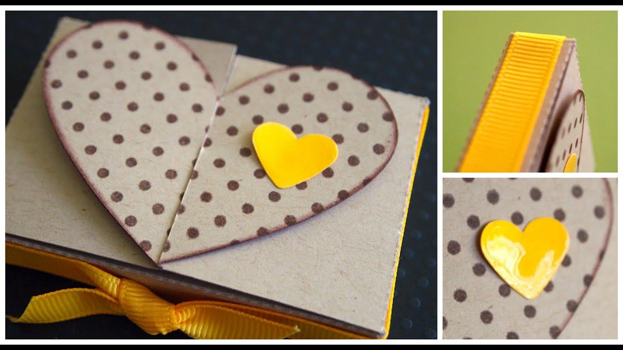 Heart box - Caja corazón
