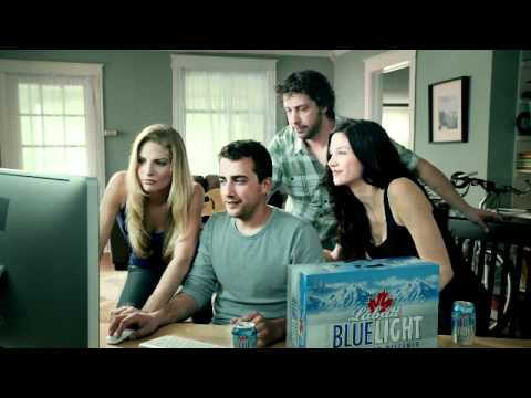 Commercial for Labatt Blue Light (2012) (Television Commercial)
