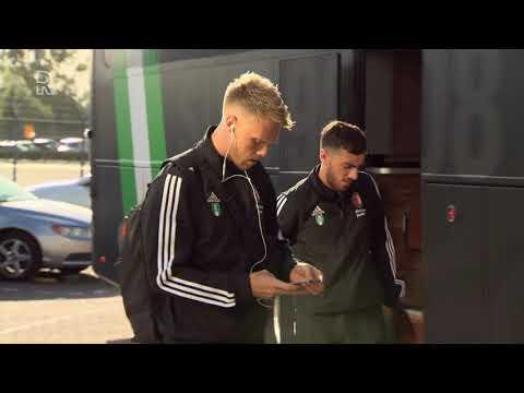 Feyenoord met Jørgensen, Toornstra en Berghuis naar Schotland