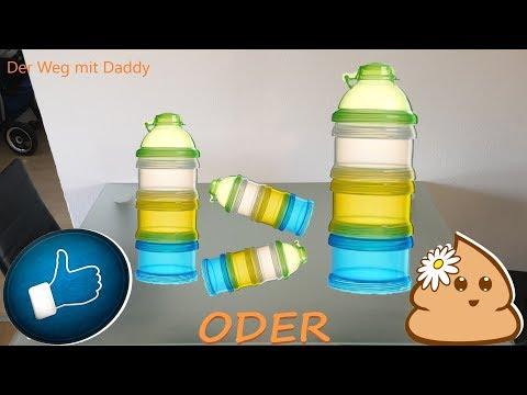 Milchportionierer Gadget für die schnelle Baby Flasche
