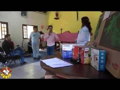 Vereador Presidente da Câmara Ginho fala do Projeto Mãe Que Acolhe