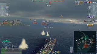 World of warships - Brawling God