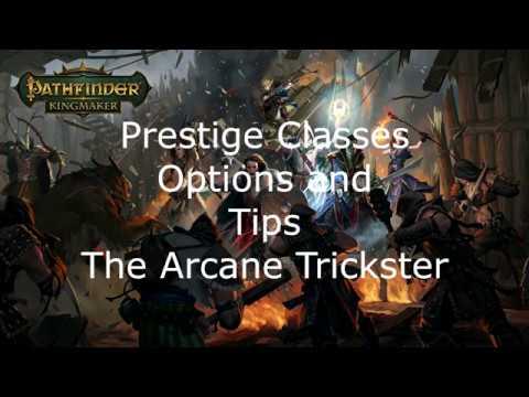 Rogue/Sorcerer/Arcane Trickster build :: Pathfinder