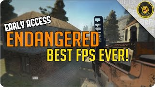 Early Access | Endangered | Best Early Access FPS! (Endangered Gameplay)