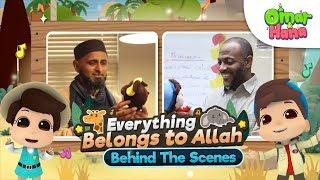 BTS: Everything Belongs to Allah Zain Bhikha feat Omar  Hana and Omar Regan