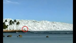 TSUNAMI FACTS - Five Ways how Tsunami are Formed