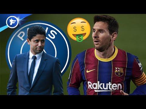 Lionel Messi va toucher le jackpot au PSG   Revue de presse
