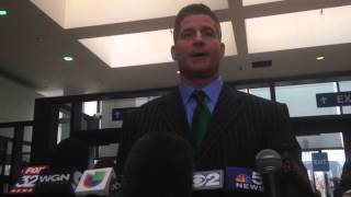Chicago Police officer Jason Van Dyke's lawyer, Daniel Q. Herbert, discusses bail hearing