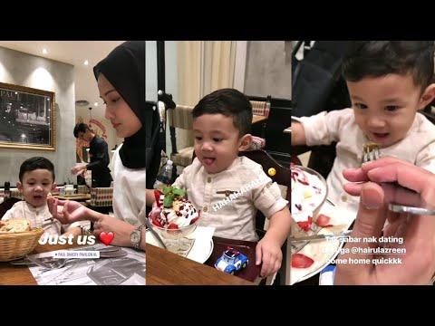 Hanis Zalikha keluar dating dengan Yusuf Iskandar