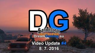 Video Preview [SA - MP] DreamGaming.eu - Vylepšený XP Booster, úprava Duelu (Video update #4)