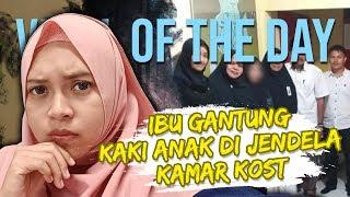 VIRAL HARI INI: Kesal karena Anak Main Tak Pamit, Ibu di Aceh Gantung Kaki Anak di Jendela Kamar Kos