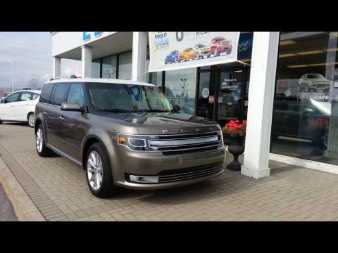 2014 Ford Flex | Video Tour and Changes Review | Edwards Ford Kingston