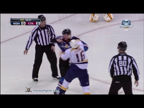 Cody McLeod vs. Richard Clune