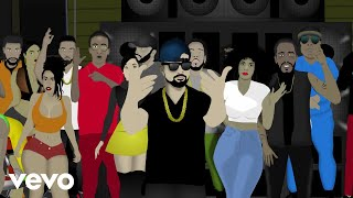 Gang Gang Riddim Medley - Sean Paul (Video)