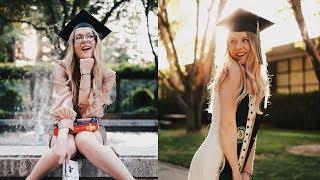 Lindsay Graduation Photoshoot (Fujifilm X-T2 Firmware 4.0 Video Recording)