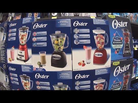 Cuál de las licuadoras Oster vamos a comprar?  🍏🍸😀   Moitos Tv