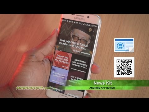 News Kit (Android App Review)