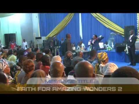 FAITH FOR AMAZING WONDER PART 2, MIRACLES AND HEALING BRO  JOSHUA IGINLA OWERRI INVASION