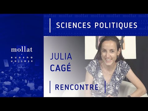 Julia Cagé - Libres et égaux en voix