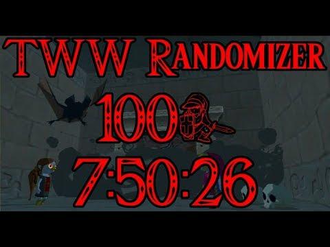 Wind Waker Randomizer Tournament Match in 2:29:16 (vs