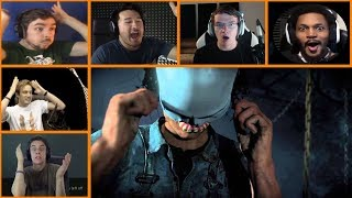 Let's Players Reaction To Josh Revealing He Is The Killer | Until Dawn