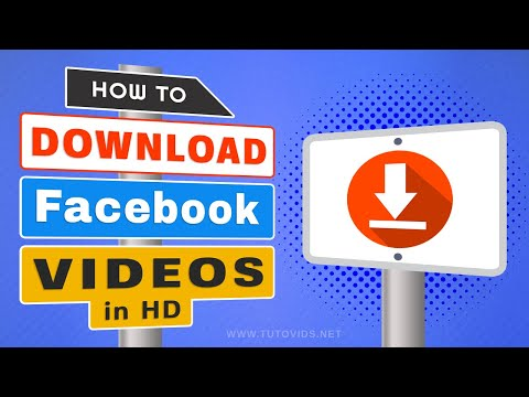 How to Download Facebook Videos in HD Quality [New Method]