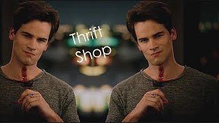 Andrew Lees, Thrift Shop   {Lucien Castle} [+3x04]