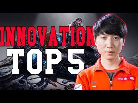 Download STARCRAFT 2 TOP 5 PLAYS - INnoVation HD Mp4 3GP Video and MP3