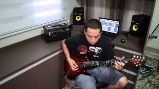 Mesa Boogie Mark V 25 Cab Clone - Dream Theater - Voices Cover