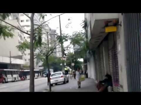 Favelacop Sobrevoando a pavimentação da rua Vereador João Aquino Soares
