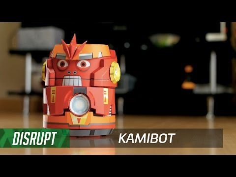 Kamibot teaches coding with cool robot toys
