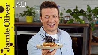 Eggplant Parmigiana (Aubergine)   Jamie Oliver   #MyFoodMemories   AD