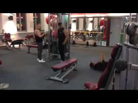 Gym Work Out 'Funny Video By' (F.T.B)