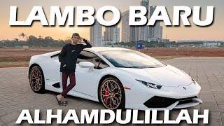 PATRICK BELI LAMBORGHINI BARU..??!!