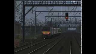 Train Simulator 2015 | GEML | 2K79 Southend Victoria - London Liverpool Street