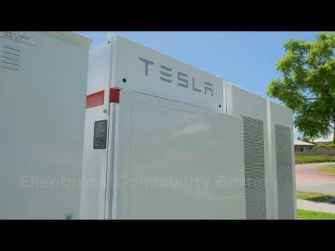 Ellenbrook Community battery