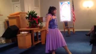 Karen from PDSSN Dancing – February 2014