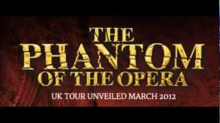 Phantom Of The Opera UK Tour- Poor Fool, He Makes Me Laugh