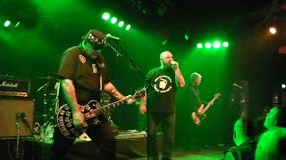 Angelic Upstarts- Last Night Another Soldier 29.12-18 Tampere
