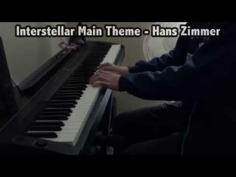 Interstellar Main Theme - Hans Zimmer (Piano Cover)