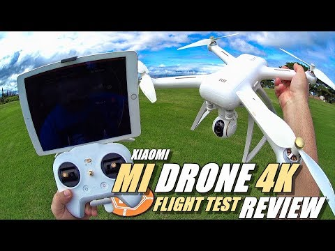 XIAOMI MI Drone 4K Review – Part 2 In-Depth Flight Test, Pros & Cons – (DJI Phantom 3 Killer?!)