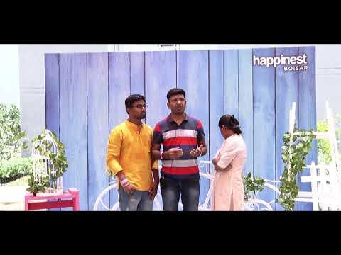 Mahindra Happinest Boisar - Mr. Shrikant Sopan Shinde Testimony