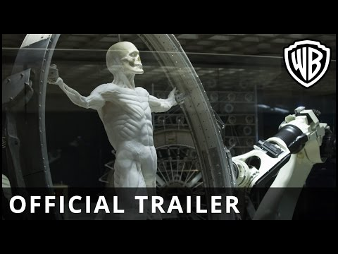 Video trailer för Westworld - Official Trailer - Warner Bros. UK