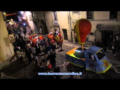 Preview video Video Carnevale Estivo 2015 Laurenzana 14 agosto 2015