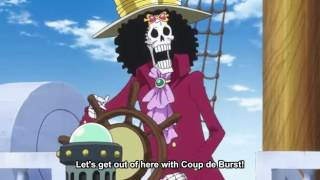 Straw Hats With Sanji Vs Big Mom Pirates Flashback  One Piece 756 Eng Sub